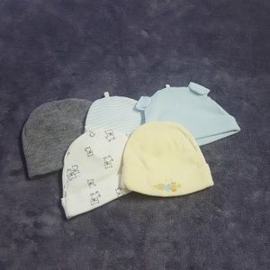 Other - Baby Beanies Bundle